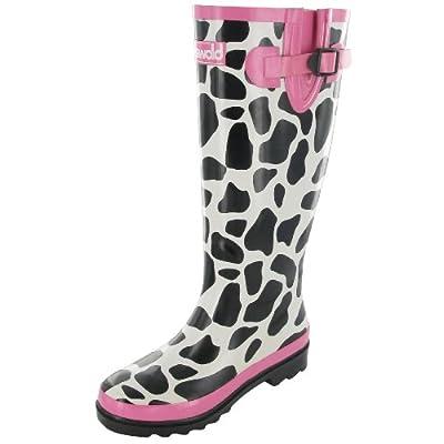 Cotswold Moo Wellington Boot (Ladies Wellingtons)