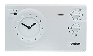 Theben - RAM 722 - Thermostat programmable - Blanc