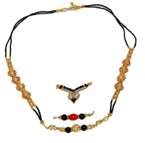 Madhulla Imitation Mangalsutra - Interchangeable Pendant