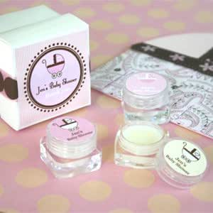 Wedding Gift Ideas Amazon : Amazon.com : Baby Shower Lip BalmBaby Shower Gifts & Wedding Favors ...