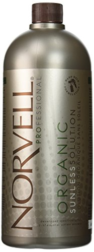 Norvell Organic Original Premium Sunless Solution - Liter (Spray Tan Solution compare prices)