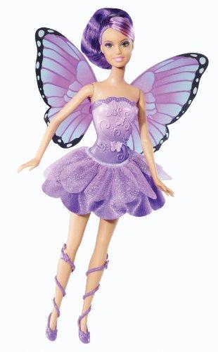 Barbie Y6375 Mariposa Feenprinzessin Puppe, Co-Star