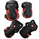 Airwalk Skate Protection 3 Pack Black Medium