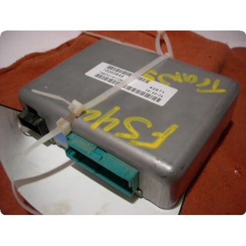 Body Computer BCU  SILVERADO 3500 PICKUP 02 Transfer Case; (left side dash)