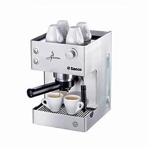 Saeco Aroma Pump-Driven Espresso Machine Stainless Steel