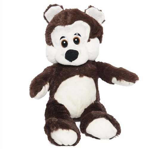 Dark Brown Bear - 11 inch size