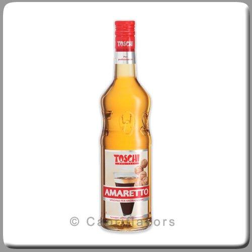 Toschi Professional Coffee Syrup Amaretto Flavor 46.25 Oz
