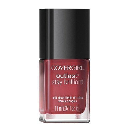 CoverGirl-Outlast-Stay-Brilliant-Nail-Gloss-My-Papaya-250-037-fl-oz-11-ml-by-AB