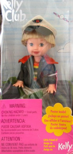 Buy Low Price Mattel Kelly Club Pilot Tommy Doll Figure (B000P76NYK)
