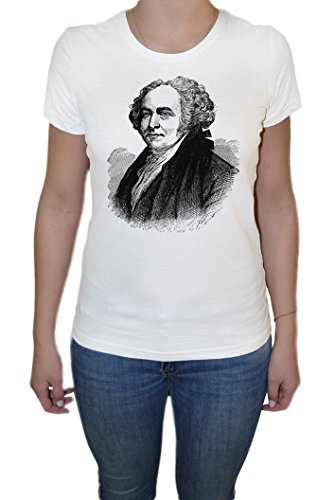 john-adams-womens-t-shirt-white-short-sleeve-all-sizes