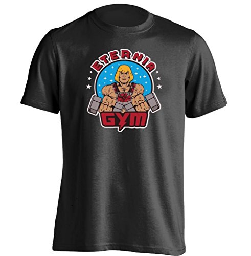 Arnoldo Blacksjd Gym Eternia He Man And The Masters Of The Universe Mens & Womens T Shirt XX-Large