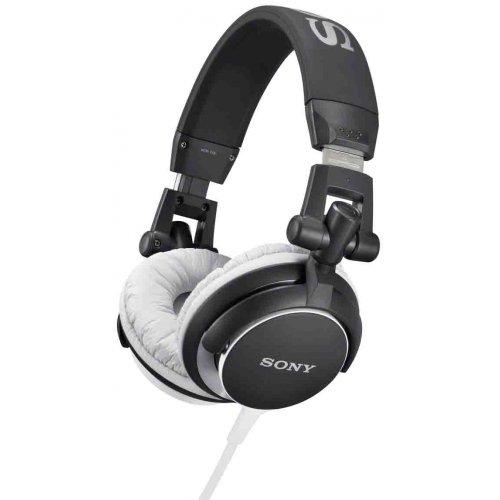 Sony Mdrv55 Black Extra Bass & Dj Headphones Mdr-V55 Mdrv55B