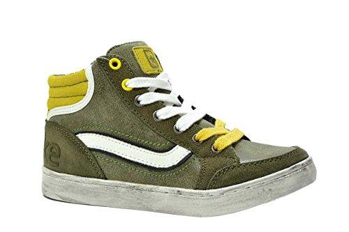 Blaike Sneackers scarpe bambino kaki IMPACT 27