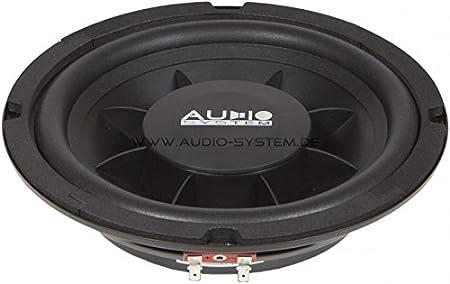 Audio system aX 08 fLAT pLUS neodym woofer 20 cm