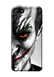 KanvasCases Printed Back Cover for Apple iPhone 5/5S + Free Earphone Cable Organizer