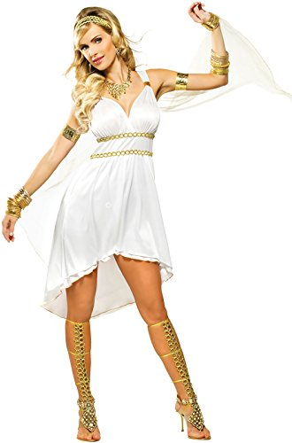 Goddess Olympia Costume