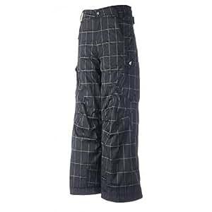 Obermeyer Boys Rewind Pants Red 8