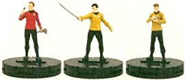 HeroClix Star Trek Expeditions Game Expansion Set