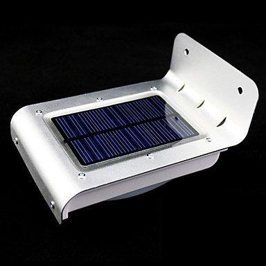 Outdoor Solar Power 16 Led Motion Sensor Detector Security Garden Light Lamps