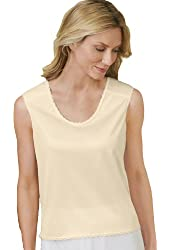 Miles Kimball Camisole With Shoulder Pads