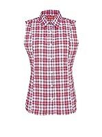 Lafuma Camisa Mujer Ld Cotton Fly (Rosa)