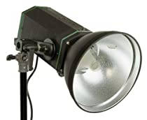 ALZO 3000 High Intensity LED Video and Photo Light with 8 in PAR Reflector