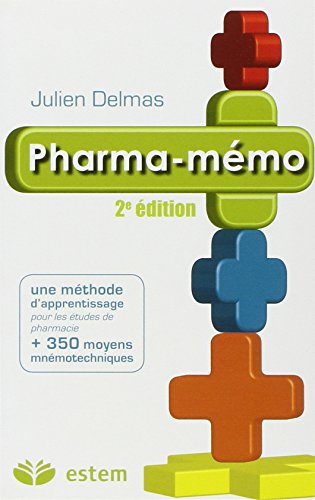 pharma memo une methode d 39 apprentissage 350 moyens mnemotechniques pour le 0 ebay. Black Bedroom Furniture Sets. Home Design Ideas