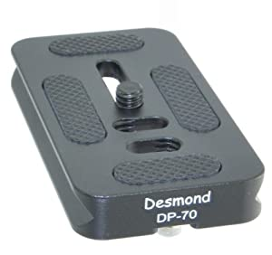 【STOK SELECT】Desmond クイックリリースプレート DP-70