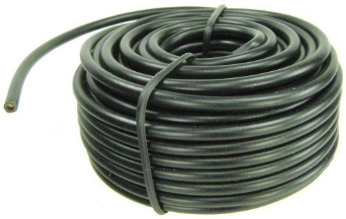 Wire 16 Gauge Black 30 Feet Hobby Auto Electric Wiring Electrical Wires 16#