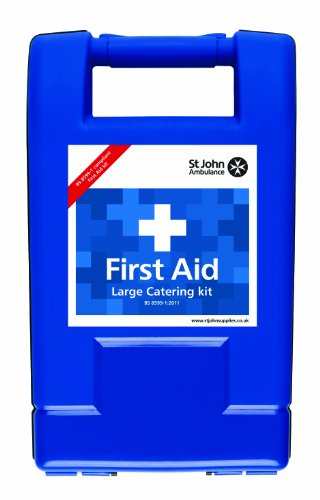 St John Ambulance Alpha Catering Compliant Kit Large