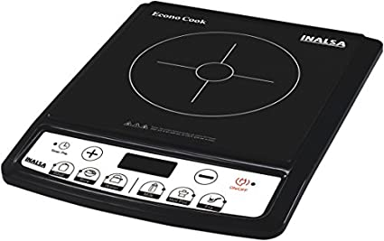 Inalsa Econo Cook 1600W Induction Cooktop