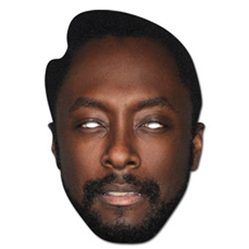 Mka Will.i.am Celebrity Masks - 1