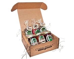 Cherry Republic Sensational 6 Gift Box from Cherry Republic