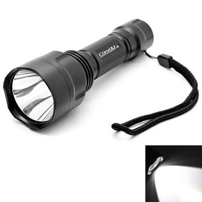 Comple New Edition Convoy C8 Cree Xm-L2 960 Lumens 8-Mode 7135 X 8 Led Torch (1 X 18650 Battery)