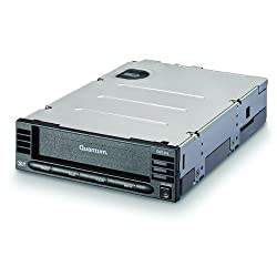 Quantum Black Internal DLT-V4 160GB/320GB SATA Tape Drive - BHBAM-EY. Open Box