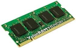 Kingston 2GB KVR16LS11S6/2 Laptop Ram - DDR3L Low Voltage - 1600 MHz / PC3L-12800 - CL11 - 1.35 V