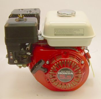 "Gx200Tx-1 6.5Hp Horizontal 5/8""X2-27/64"" Externally Threaded Shaft, Ohv, Cast Iron Sleeve, Low Oil Shutdown Honda Engine"