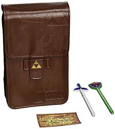 The Legend of Zelda Adventurer's Pouch for Nintendo 3DS Systems