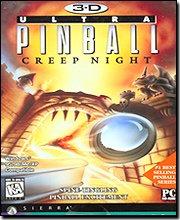 3D Ultra Pinball: Creep Night by SIERRA