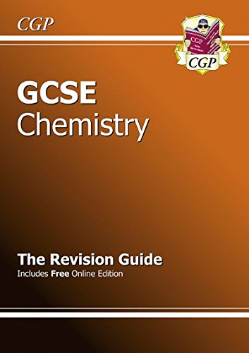 GCSE Chemistry Revision Guide (with Online Edition)