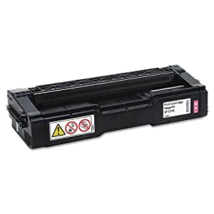 Ricoh Type SPC310HA 406477 Magenta Toner Cartridge (OEM) 6,000 Pages