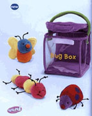 Russ Baby Bug Box Soft Activity Set - 1