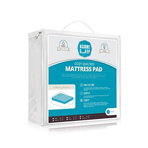 Save 74% Assure Sleep Waterproof Fitted Crib