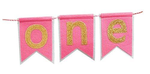 Mud Pie One Highchair Banner