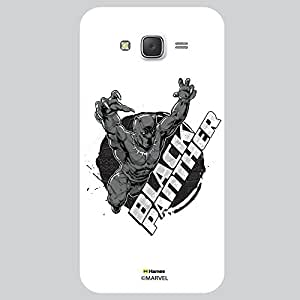 Hamee Marvel Xiaomi Redmi 2 Case Cover 3D Black Panther White