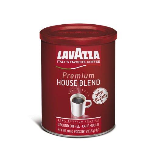 Lavazza Italian Coffee, Premium Drip Coffee - ground, 10 Ounce Can