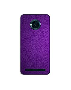Micromax Yuphoria nkt03 (376) Mobile Case by Leader