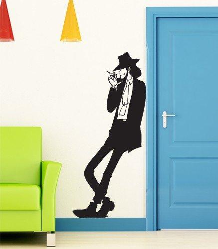 Adesivo Murale Wall Sticker Jigen Singolo Misure