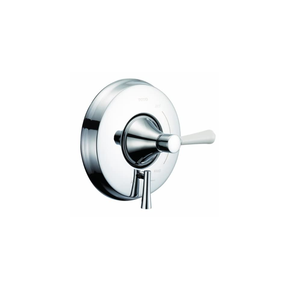 TOTO TS784PV#CP Clayton Pressure Balance valve Trim with Diverter, Polished Chrome