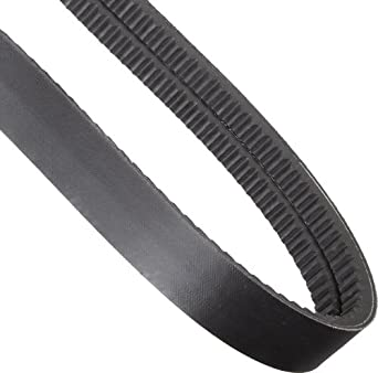 "Goodyear Engineered Products HY-T Torque Team V-Belt, CX Profile, Banded & Cogged, 2 Rib, 1.76"" Width"